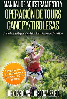 manual para el guia de canopy