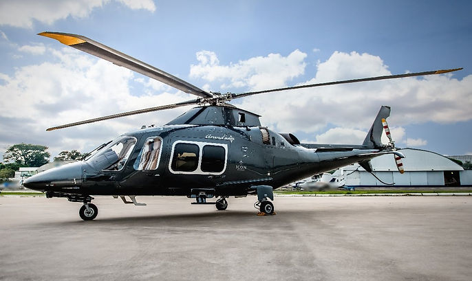 AW109SP Grand New