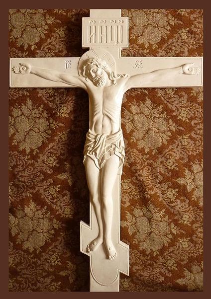 скульптура Распятие Христа