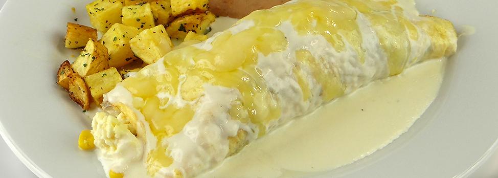 Omelette Ures | Restaurantes en Hermosillo | Santos Grill