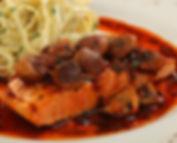 Salmón salvaje | Cocina de Autor en Hermosillo | Santos Grill