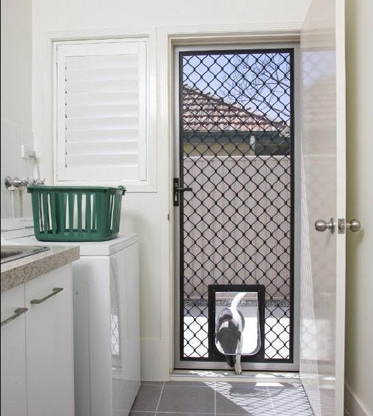 Diamond Security Door