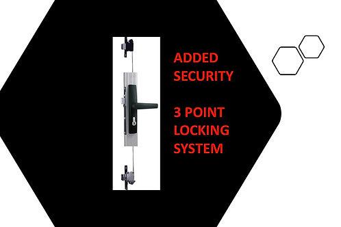 Three Point Lock Upgrade