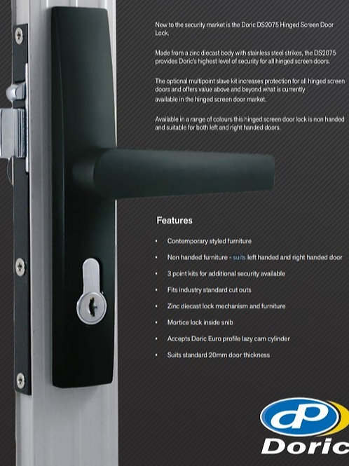 DORIC HINGED DOOR SECURITY LOCK