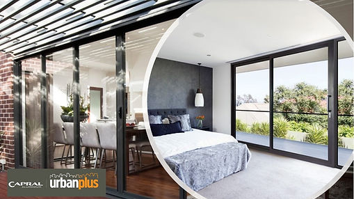 glass sliding doors bayswater