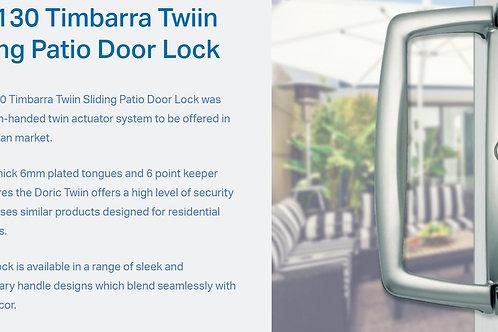 DORIC SLIDING DOOR LOCK
