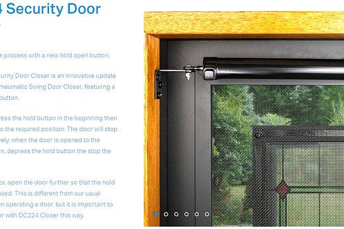 MTF DC 224 Security Door Closer