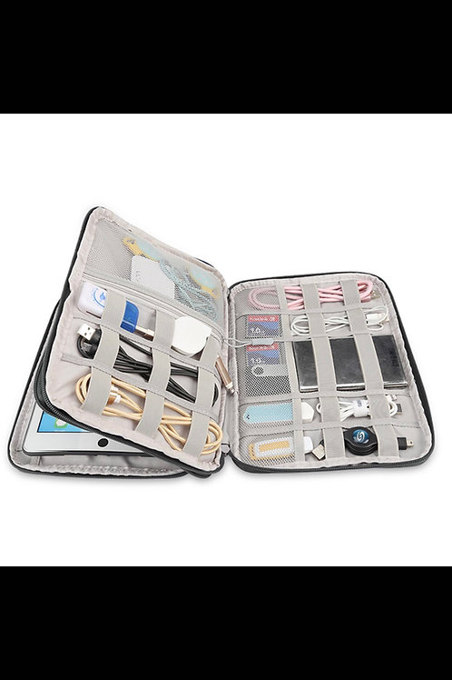 Large Electronic Accessories Case