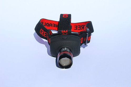 Cree Headlamp LED 800 lm 3 Mode Cree XR-E Q5 Zoomable