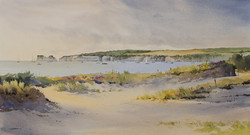 From Behind The Dunes, Studland