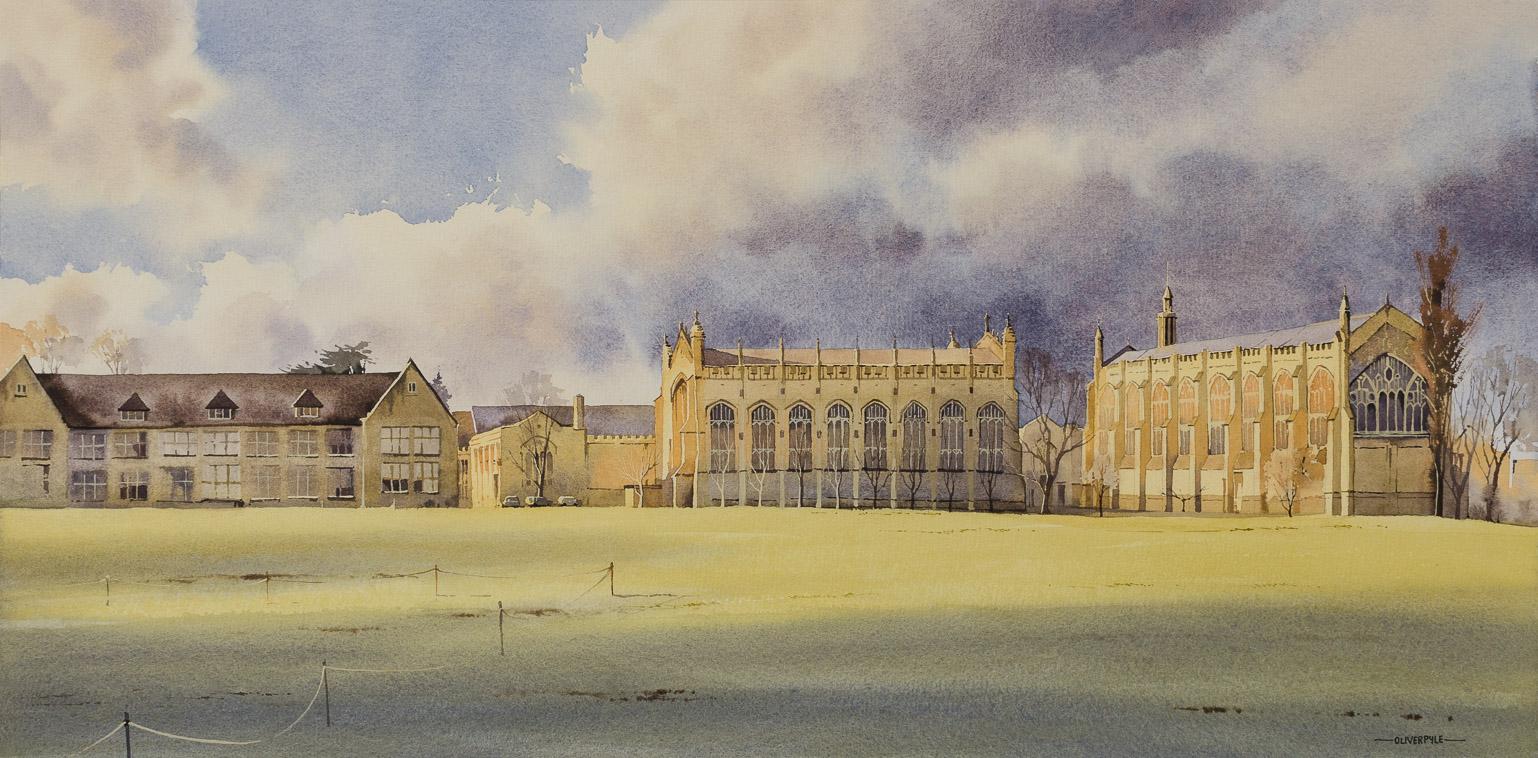 Changing Seasons, Cheltenham College