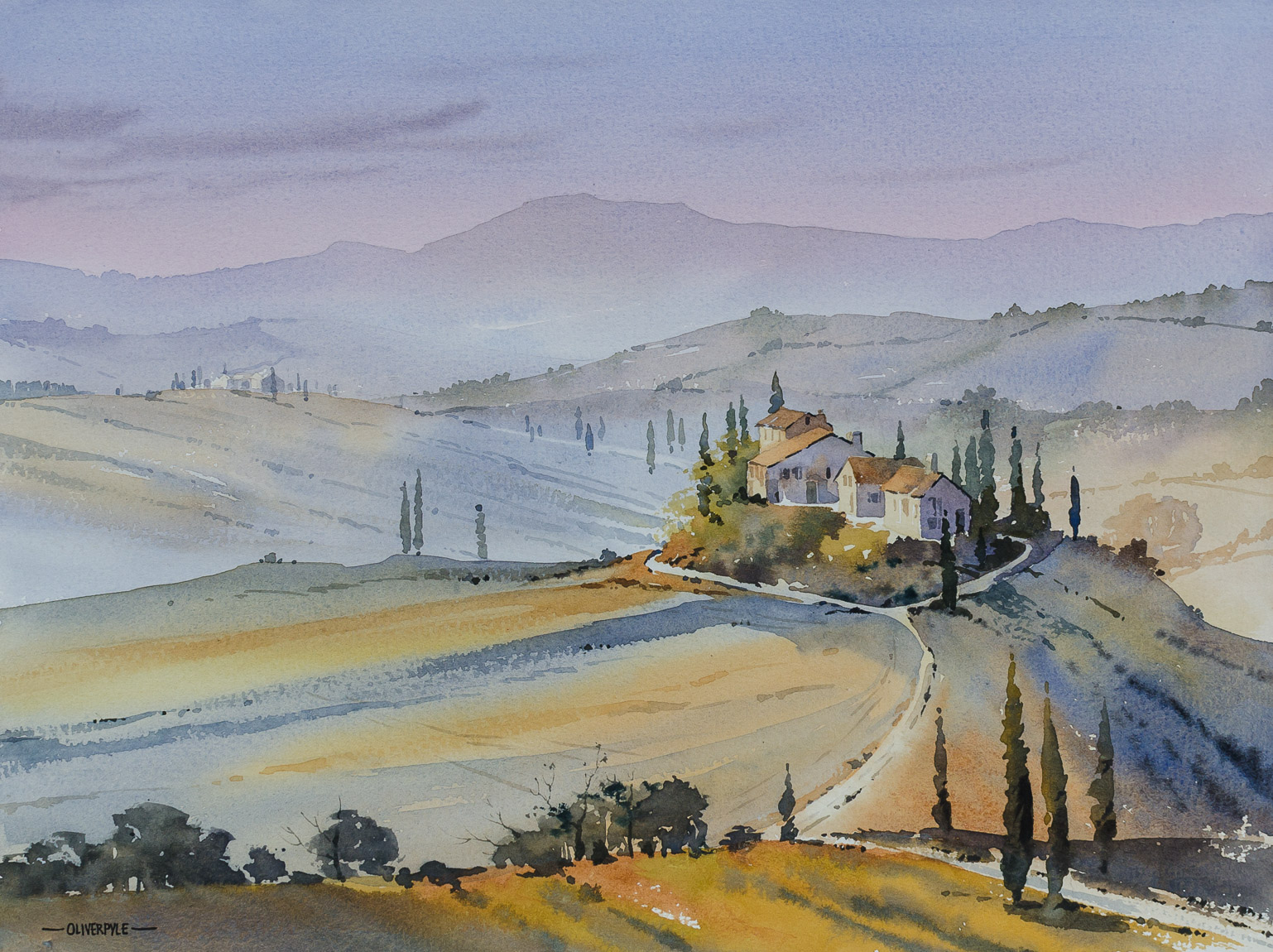 Colours of Tuscany