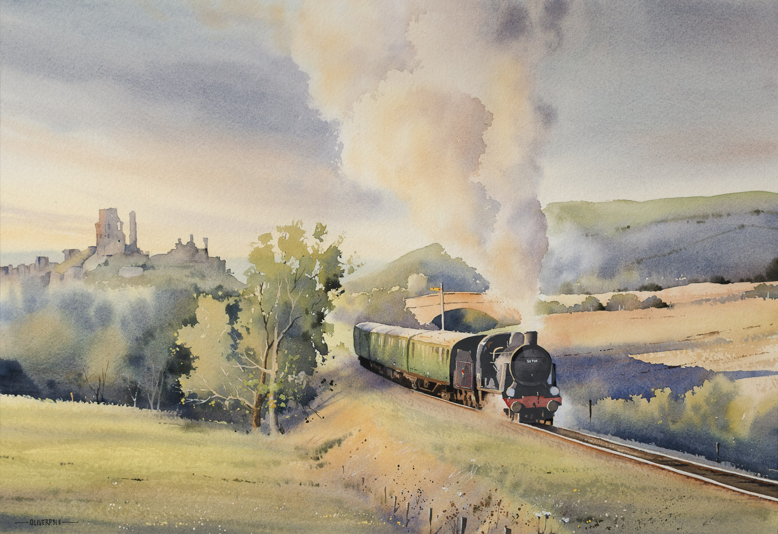 The Last Service to Swanage