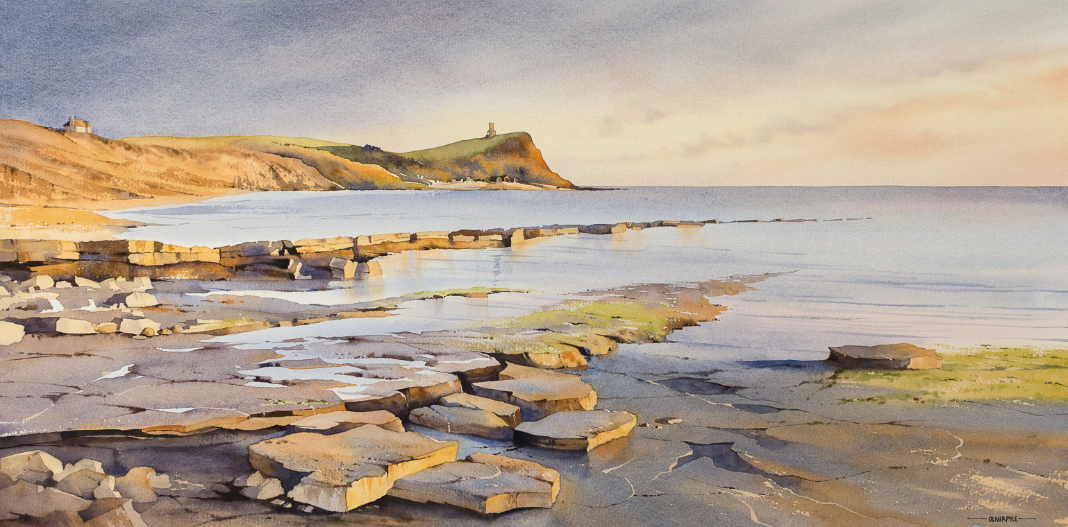 Last Days of Summer, Kimmeridge Bay