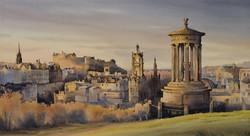 Golden Light of Morning, Edinburgh