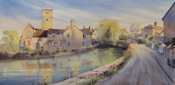 Eventide, The Mill Pond, Swanage