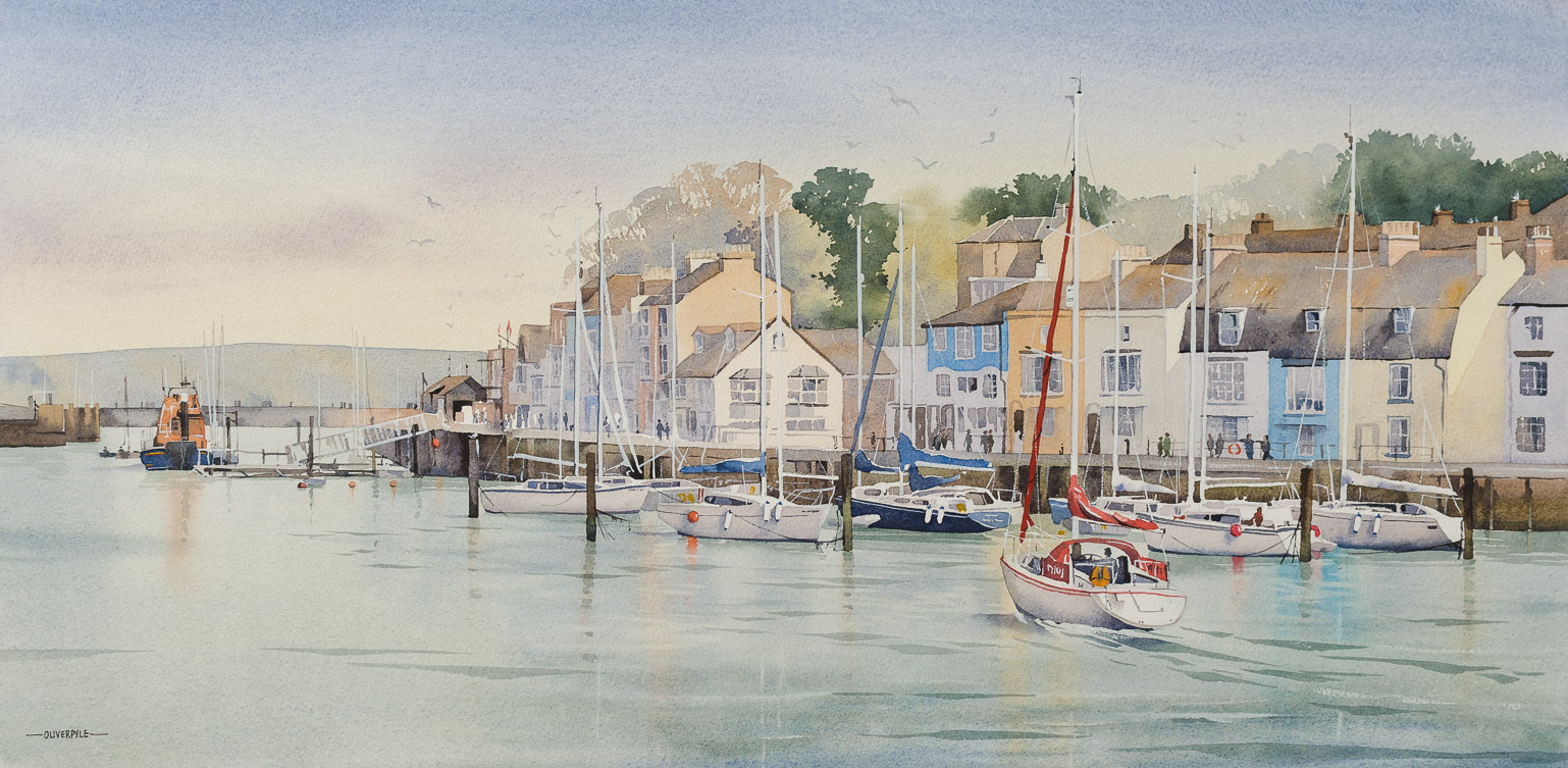 A Busy Afternoon, The Old Harbour