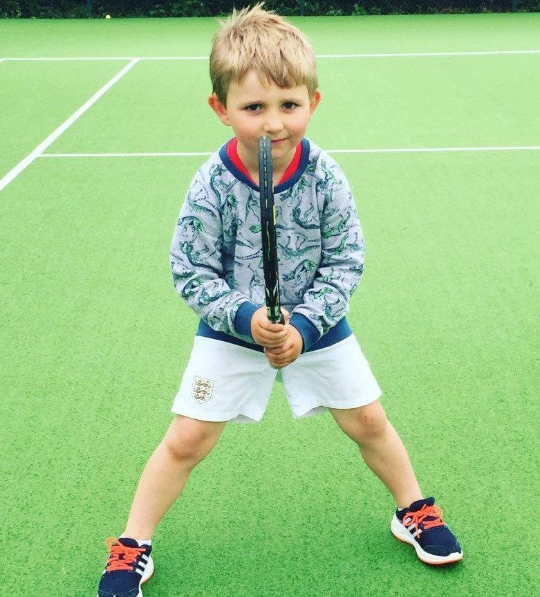 St John's Pre-Prep Tennis 12-12.30 Tues
