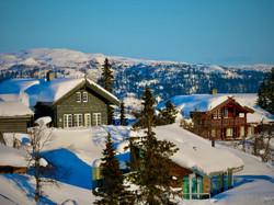 Gamlestølen hytter vinter 4 - 1