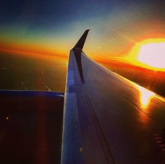 East Coast. Here I come.