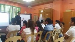 baptism seminar 1