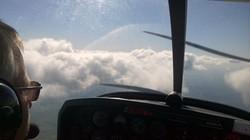 balade avec les nuages