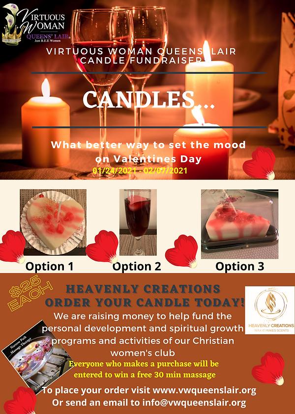 VWQL - 2021 Heavenly Creations Fundraise