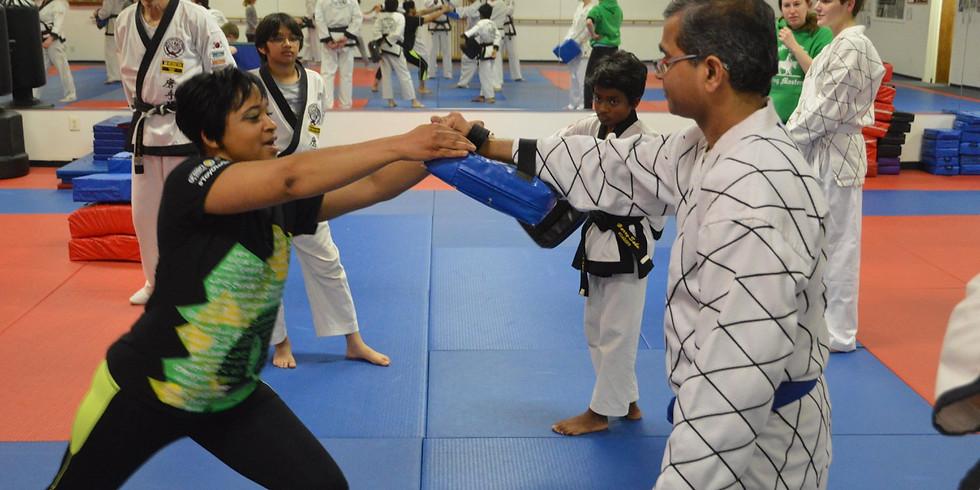 Self - Defense Class