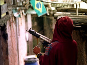 Update: Low-income Brazilian Children and their exposure to the Drug Trafficking Network
