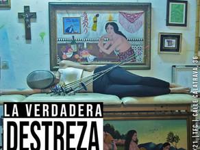La Verdadera Destreza: Arte y Esgrima.