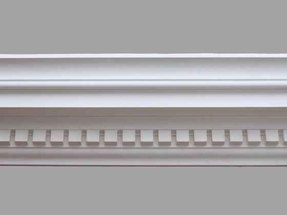 CL-CC01 Classic Plaster Cornice.  Projection: 140mm.  Depth: 160mm.