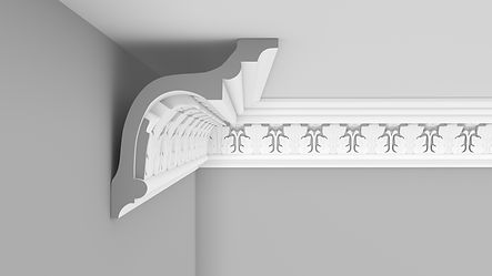 Cornice Store Plaster Regency Cornice collection