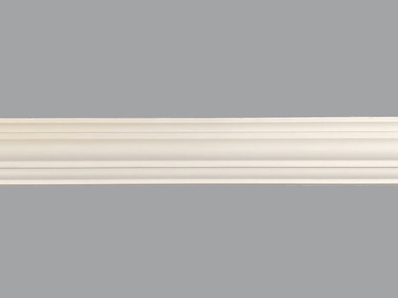 CL-P03  Plaster Panel Moulding.  Width: 70mm.  Height: 28mm.
