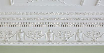 Cornice London Plaster Frieze collection