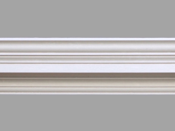 CL-G01 Georgian Plaster Cornice.  Projection: 93mm.  Height: 110mm.