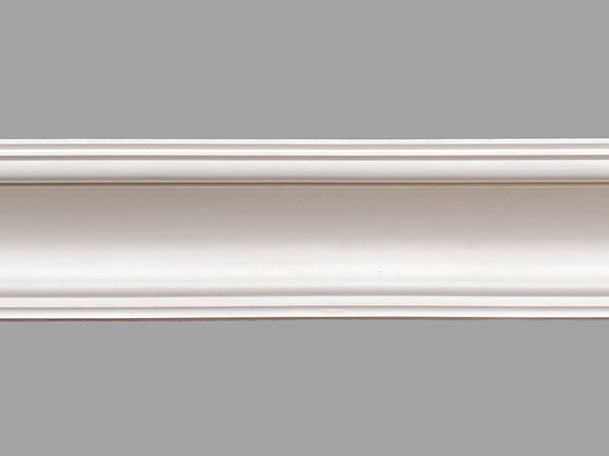 CL-V16 Victorian Plaster Cornice. Ceiling Projection: 140mm. Wall Height: 90mm.