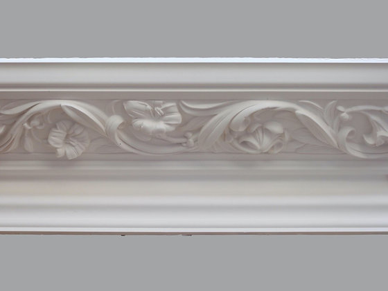 CL-VE20 Victorian Plaster Cornice. Ceiling Projection: 260mm. Wall Height: 140mm