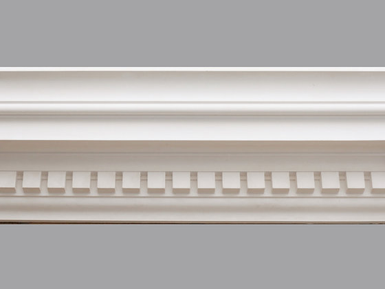 CL-CC01 Classic Plaster Cornice.  Projection: 140mm.  Height: 160mm.
