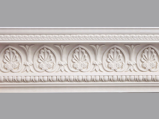 CL-CC08 Classic Plaster Cornice.  Projection: 190mm.  Heigh: 220mm.