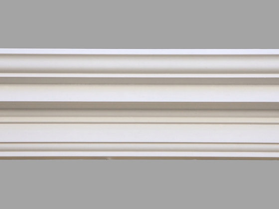 CL-G04 Georgian Plaster Cornice. Ceiling Projection: 130mm. Wall Height: 160mm.