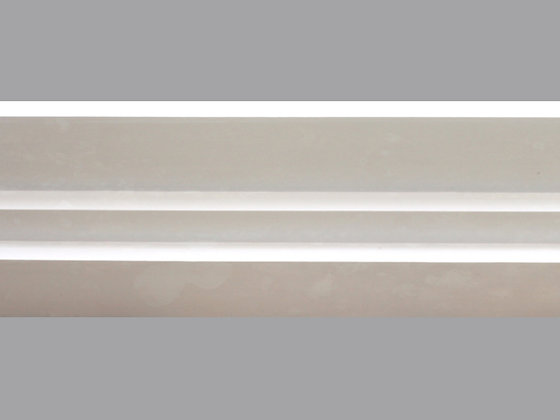 CL-A02 Art Deco Plaster Cornice.  Projection: 190mm.  Height: 60mm.