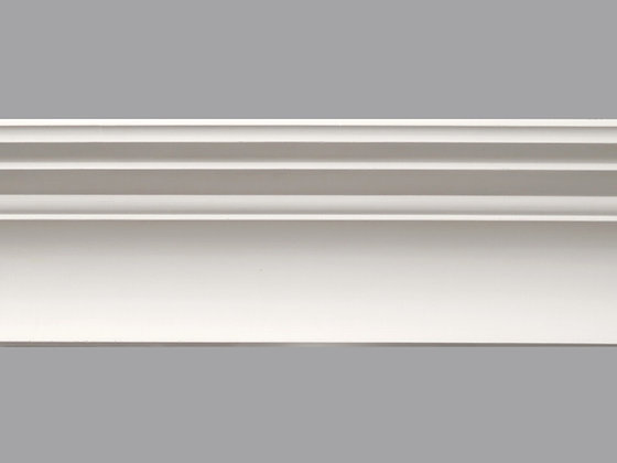 CL-C07 Contemporary Plaster Cornice.  Projection: 175mm.  Height: 115mm.