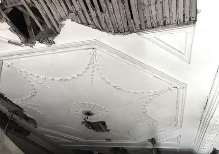 Cornice London Plaster Ceiling Restoration  Service