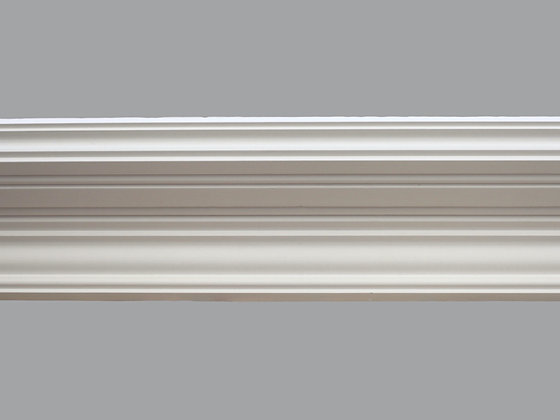CL-RG16 Regency/Georgian Plaster Cornice.  Projection: 185mm.  Height: 57mm