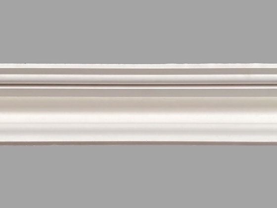 CL-V24 Victorian Plaster Cornice. Ceiling Projection: 105mm. Wall Height: 85mm.