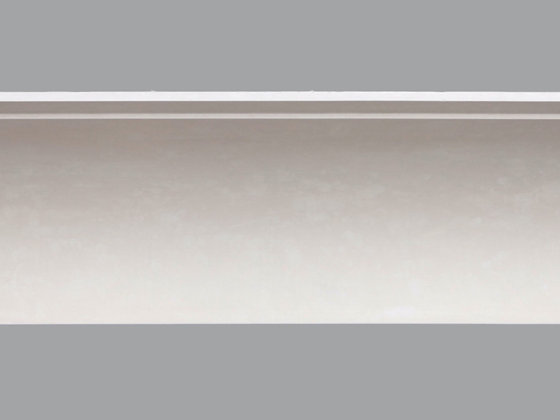 CL-C05 Contemporary Plaster Cornice.  Projection: 245mm.  Depth: 170mm.