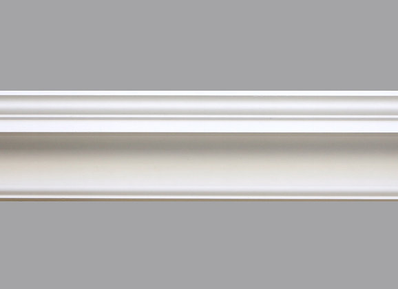 CL-R04 Regency Plaster Cornice.  Ceiling Projection: 103mm.  Wall Height: 105mm.