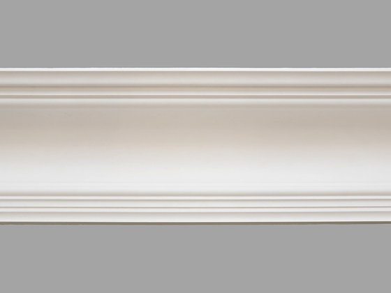 CL-VE30 Victorian/Edwardian Plaster Cornice.  Projection: 150mm. Height 180mm