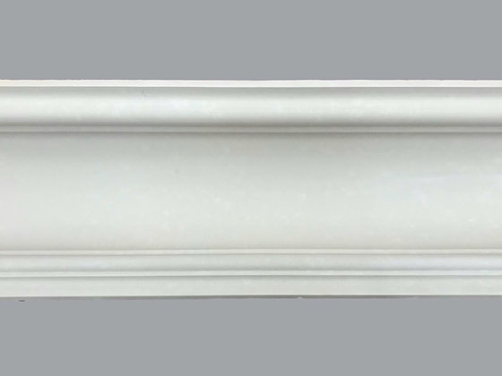 CL-VE27 Victorian/Edwardian Plaster Cornice.  Projection: 190mm.  Depth: 180mm.