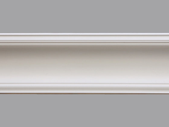 CL-VE04 Victorian/Edwardian Plaster Cornice.  Projection: 135mm.  Height: 133mm.